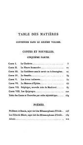 Œuvres de J. de La Fontaine: Contes et nouvelles. Poèmes