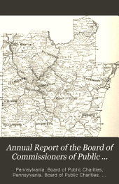 Annual Report of the Board of Commissioners of Public Charities: Volume 21