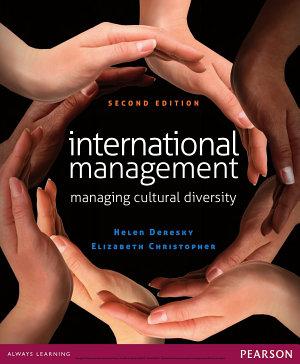 International Management  Managing Cultural Diversity