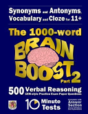 Synonyms and Antonyms  Vocabulary and Cloze