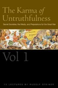The Karma of Untruthfulness Book
