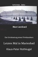Letztes Mal in Marienbad PDF