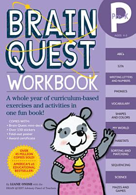 A Whole Year of Curriculum Based Exercises and Activities in One Fun Book