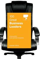 100 Great Business Leaders PDF