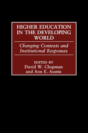 Higher Education in the Developing World PDF