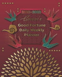 2020-2022 Gunnar's Good Fortune Daily Weekly Planner