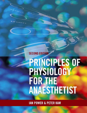 Principles of Physiology for the Anaesthetist  Second edition PDF