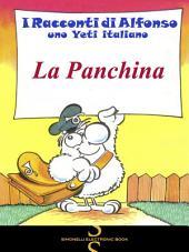 LA PANCHINA: I Racconti di Alfonso, uno Yeti italiano