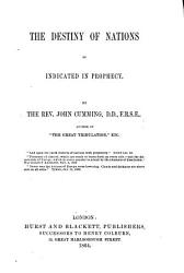 The Destiny of Nations as Indicated in Prophecy PDF
