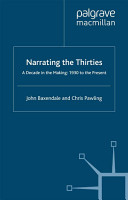 Narrating the Thirties PDF