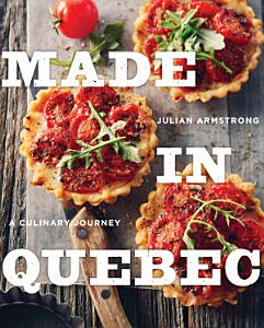 Made in Quebec Book