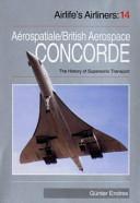 A  rospatiale British Aerospace Concorde PDF