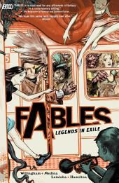 Fables Vol. 1: Legends in Exile: Volume 1