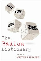 Badiou Dictionary