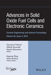 Advances in Solid Oxide Fuel Cells and Electronic Ceramics
