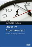 Stress im Arbeitskontext PDF