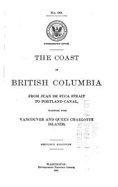 The coast of British Columbia from Juan de Fuca Strait to Portland canal, together with Vancouver and Queen Charlotte islands