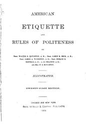 American Etiquette and Rules of Politeness PDF