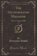 The Metropolitan Magazine  Vol  52 PDF
