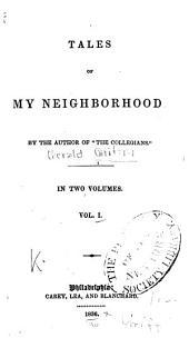 Tales of My Neighborhood: Volumes 1-2