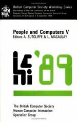 People and Computers V