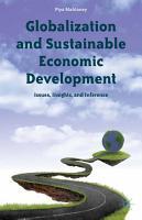 Globalization and Sustainable Economic Development PDF