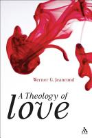 A Theology of Love PDF