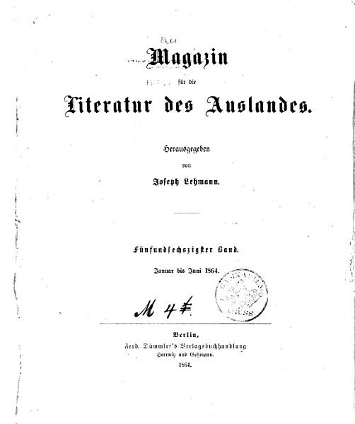 Letters Of Felix Mendelssohn Bartholdy From 1833 To 1847 Edited By Paul Mendelssohn Bartholdy And Dr Carl Mendelssohn Bartholdy With A Catalogue Of All His Musical Compositions Compiled By Dr Ju