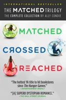 The Matched Trilogy PDF