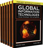 Global Information Technologies: Concepts, Methodologies, Tools, and Applications