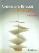 Organizational Behaviour and Management PDF