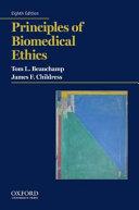 Principles of Biomedical Ethics PDF