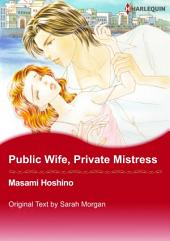 Public Wife, Private Mistress: Harlequin Comics