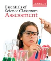 Essentials of Science Classroom Assessment PDF