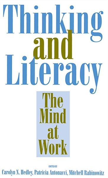 Thinking And Literacy