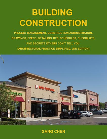 Building Construction PDF