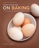 Study Guide for on Baking  Update  Book