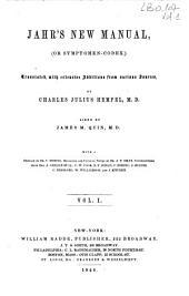 Jahr's new manual: or symptomen-codex