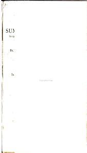 Summa theologica: De Verbi Dei Incarnatione. De Sacramentis in genere. De Baptismo. De Confirmatione. De Eucharistia