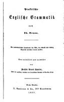 Praktische Englische Grammatik PDF
