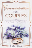 Download Communication for Couples Book