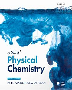 Atkins  Physical Chemistry Book