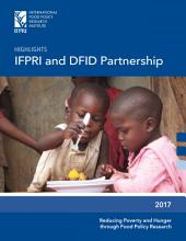 Highlights IFPRI and DFID partnership