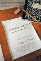 Dear Mom and Dad PDF