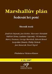 Marshallův plán: šedesát let poté