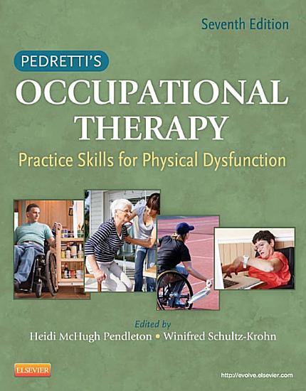Pedretti s Occupational Therapy   E Book PDF