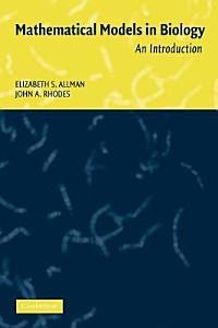 Mathematical Models in Biology PDF