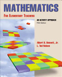 Mandatory Package Mathematics For Elementary Teachers An Activity Approach With Manipulative Kit Book PDF