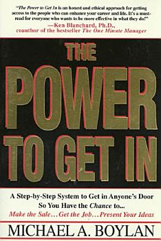 The Power to Get In PDF