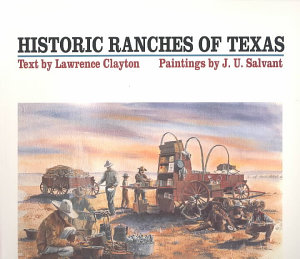 Historic Ranches of Texas PDF